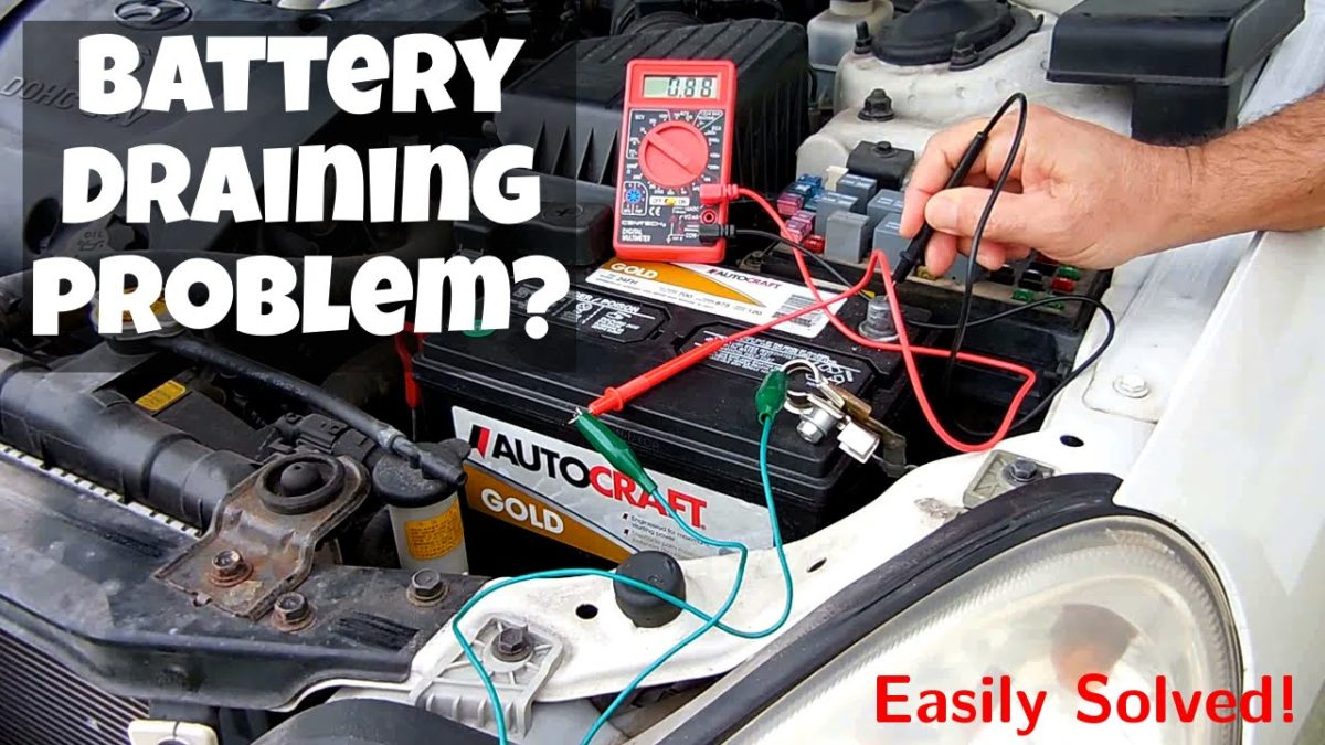 Battery draining problems and solutions