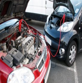 One of the way to jump start your car